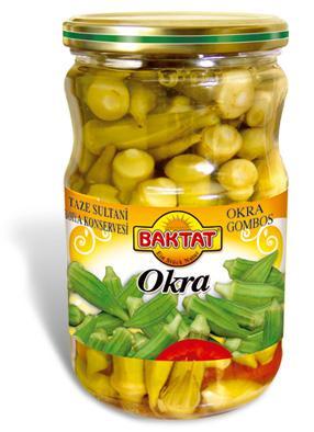 Okra Sultani - null