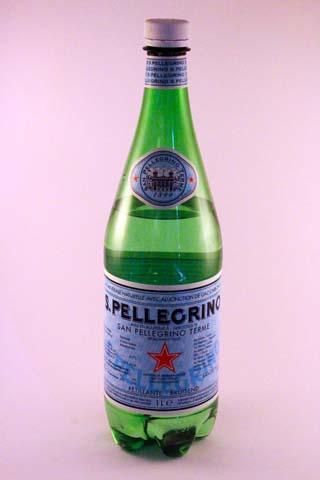 San Pellegrino 1000ml Pet Bottle  -