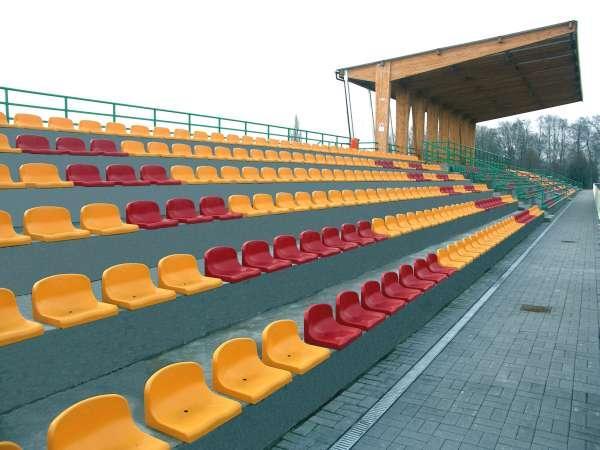 Stadionstuhl SO-05 - Stadion Stuhl, Sitze für Sportanlagen, Sitzschale