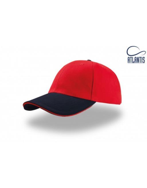 Cappellini personalizzati per mezza stagione - Cappellini con visiera personalizzati per mezza stagione