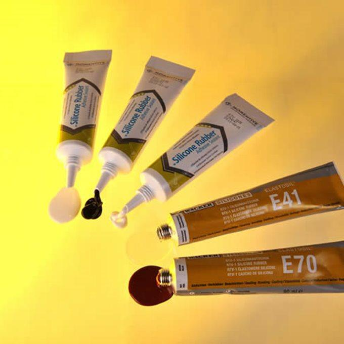 Silicone Adhesives and Primers - Silicone Adhesives and Primers