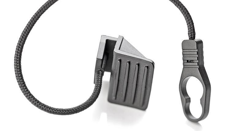 Rear parcel shelf cord - Item No.: 612628