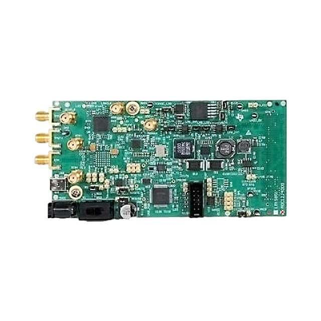EVAL BOARD FOR ADC12J4000 - Texas Instruments ADC12J4000EVM