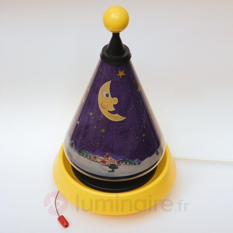 Charmante lampe à poser Fridolin - Chambre d'enfant