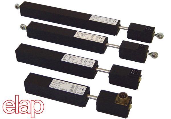 Trasduttori lineari incrementali - digitali e magnetici