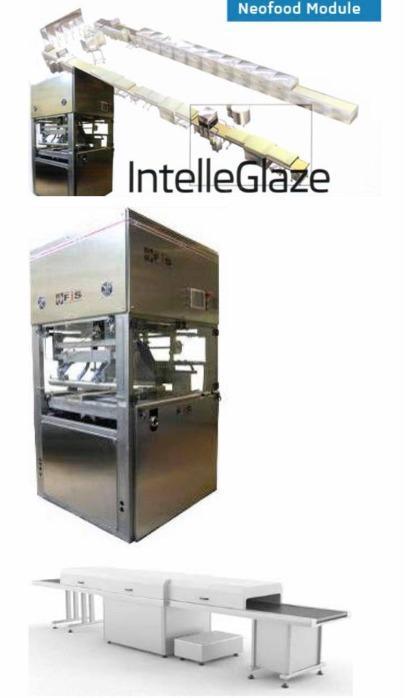 Glazing and decorating line - IntelleGlaze