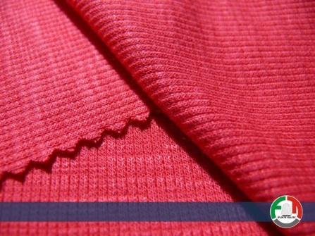 Cotton Spandex 2x2 Rib Fabric - 20/1 Cotton Spandex 2x2 Rib Fabric