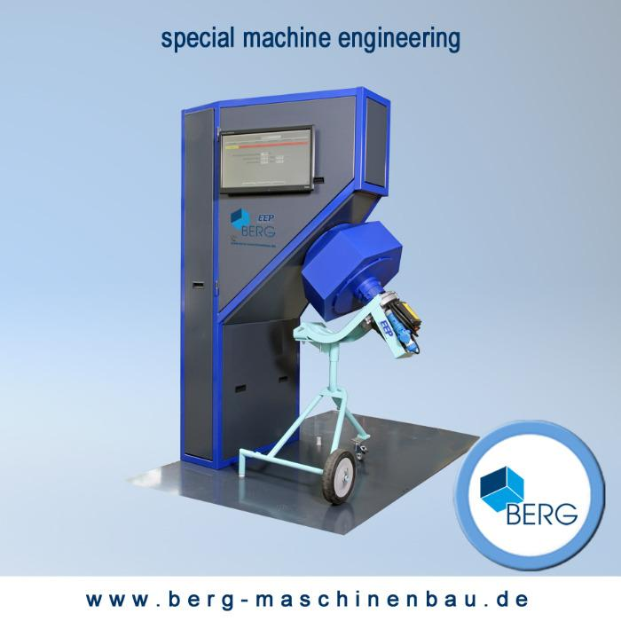 Customized machine engineering - we offer individual solutions to meet your specific requirements