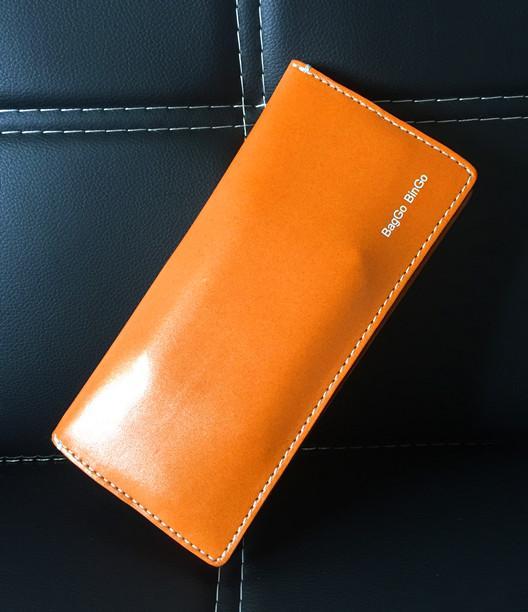BAGGO BINGO RFID Blocking Wallet - RFID Protection Wallet,RFID Blocking Wallet,Vegetable Tanned Leather Wallet