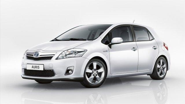 Toyota Auris - 1400cc - 5 Autotüren