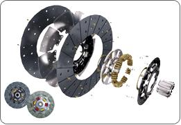 CLUTCHES - Clutch Driven Plates