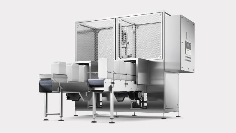 Fully automatic filling system FSL-EVO S - filling systems