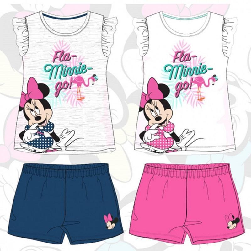 Manufacturer clothing kids licenced Minnie Mouse - Summer Set