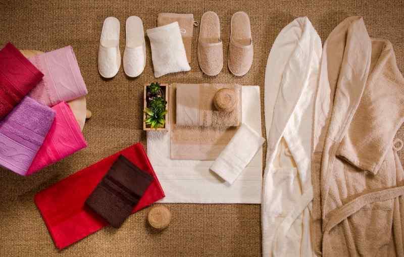 Bath Robes, Bath Towels, Gloves & Slippers - Bath