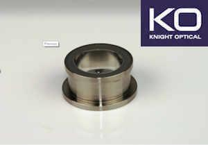 Knight Optical's  Custom Infra-red Gas Cells