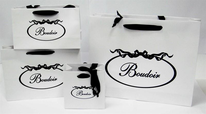 PAPER BAGS - Printing paper bags and offering a wide range of paper packaging solutions