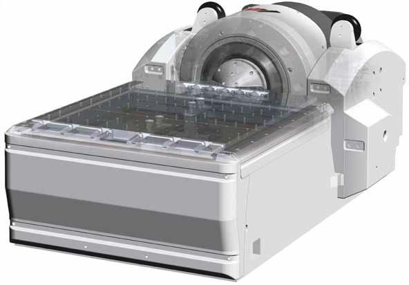 Vakuum-Gleittisch - Vakuum Gleittische (VST) in verschiedenen Abmessungen