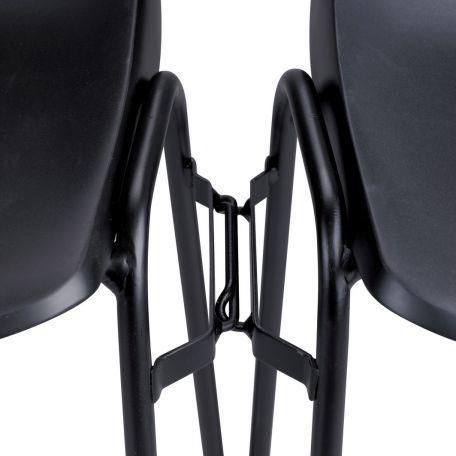Chaise Empilable Campus - Chaises De Collectivités