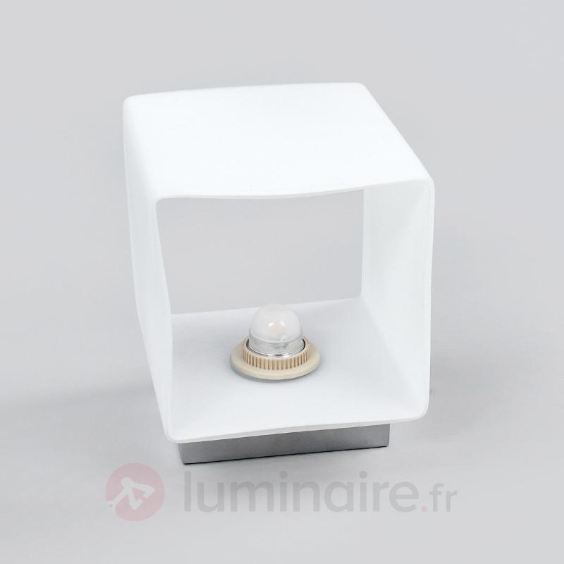 Belle applique LED de salle de bain Kirsa - Salle de bains et miroirs