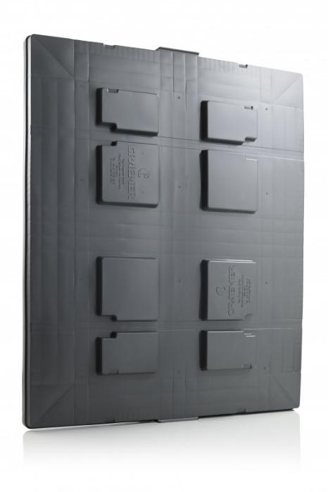 Tapa para palet - Tapa para palet HDPE, Tapa para palets plasticos