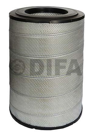 Фильтр воздушный - Фильтр воздушный DIFA 4391A наружный