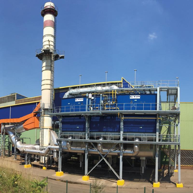 Regenerative Thermal Oxidizer (RTO): AutoTherm - CTP AutoTherm RTO