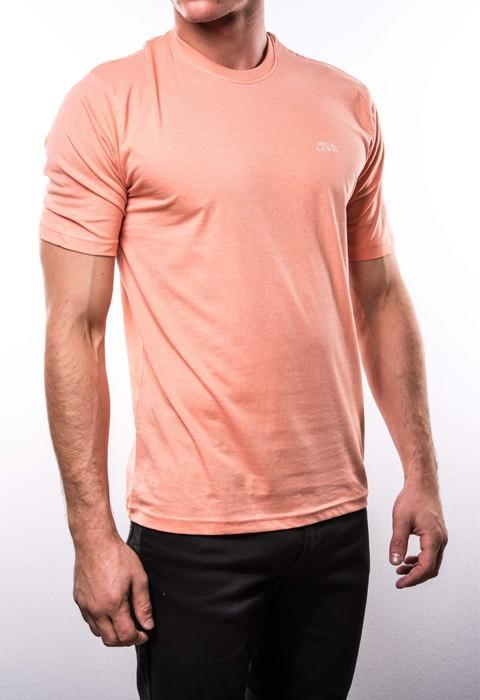 "T-shirt ""Essentiel"" manches courtes col rond"