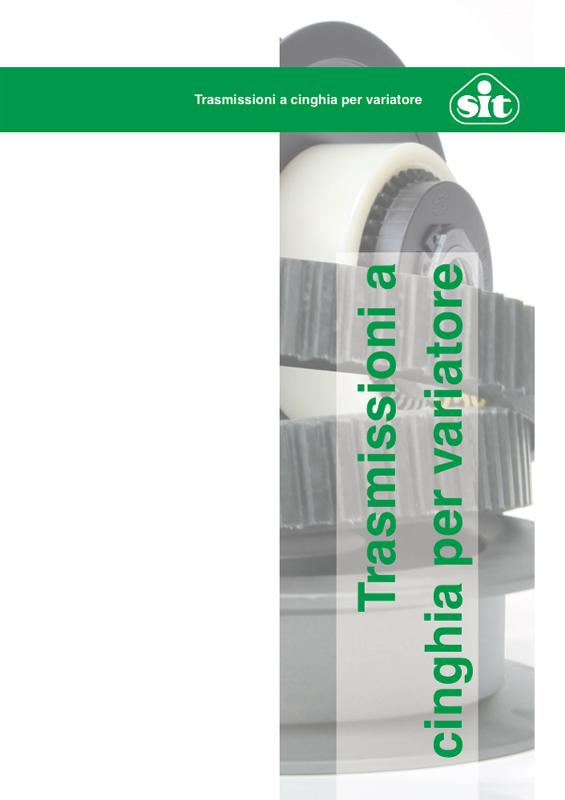 Trasmissione variabile a cinghia - Soluzioni per trasmissioni a velocità variabile
