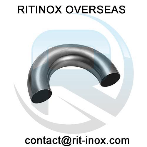 Stainless Steel 180 degree SR Return Bands -