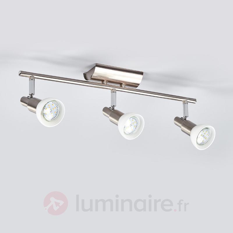 Plafonnier Fiona avec des ampoules LED GU10 - Spots et projecteurs LED