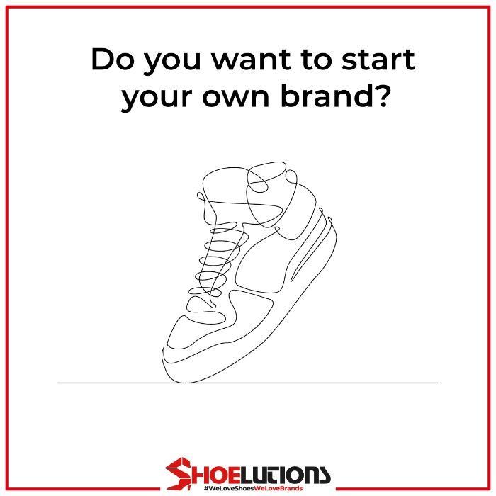 Shoe branding -