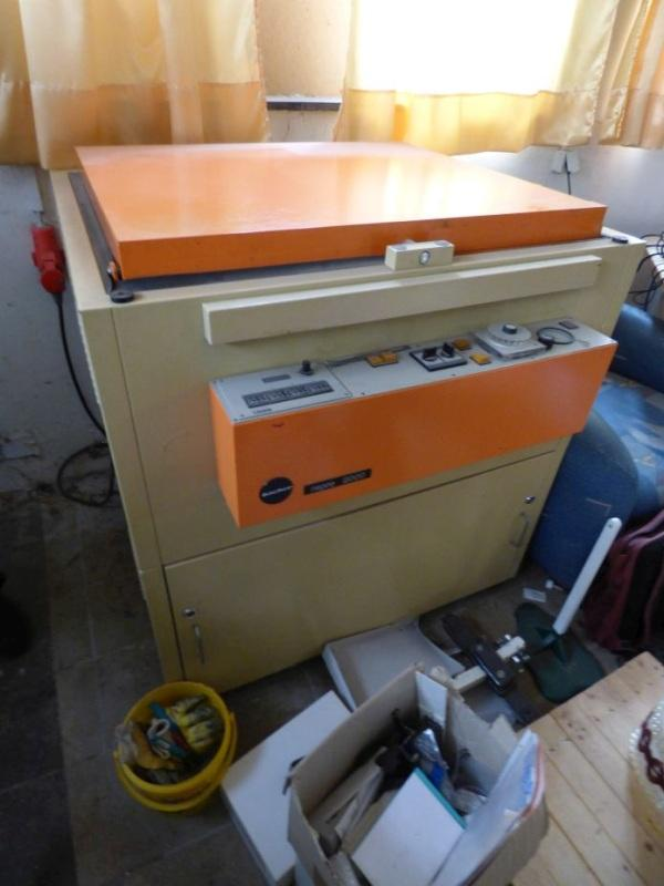 Bacher Repro 2000 - Used Machine