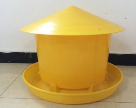 40kg plastic chicken,goose,duck feeder trough,bucket -  chicken,duck,goose feeding pan