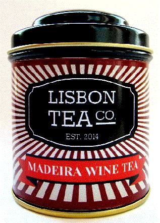 MADEIRA WINE TEA