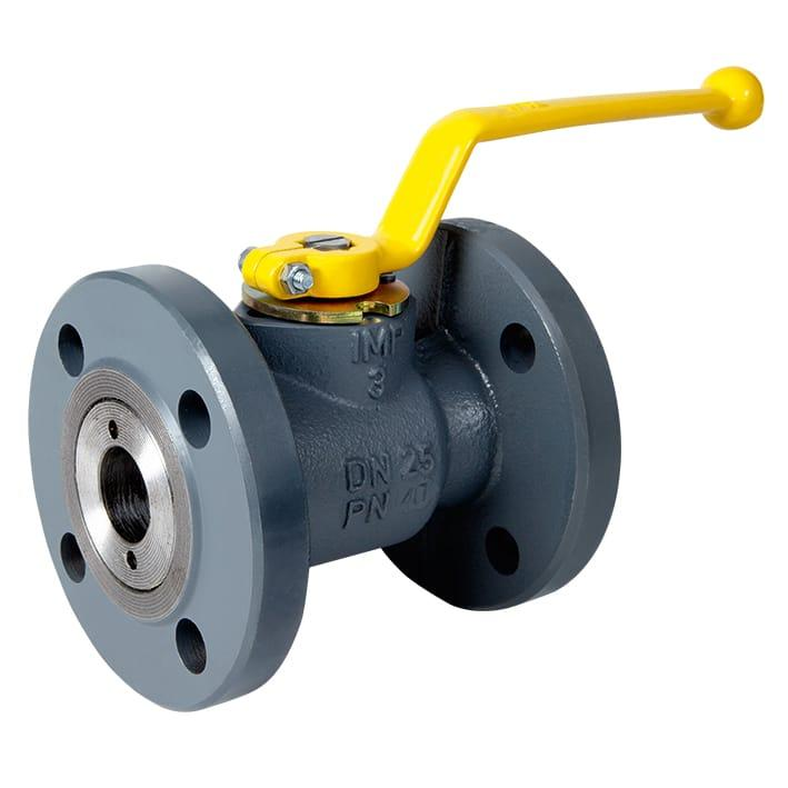 Ball Valves - Flanged ball valve KS180