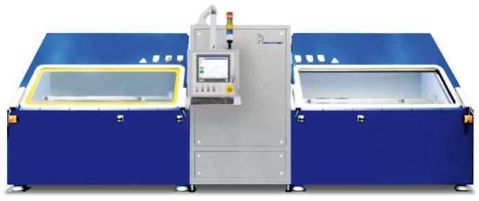 Dual Chamber Pressure Pulsation & Burst Test Stand - R&D Pressure Pulsation Test Stand for H2 Components up to 2000 bar