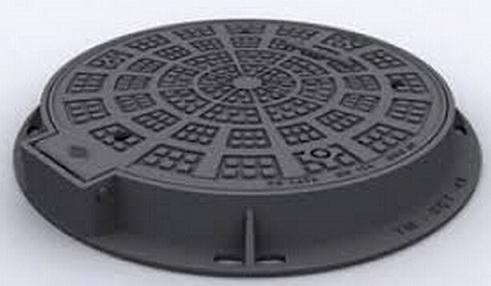 Manhole Cover Seal - Golday Manhole Cover Seal