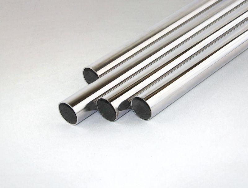 SUS-Pipe - Rundrohr, elektrisch leitfähig (hartableitend) Außendurchmesser 28 mm
