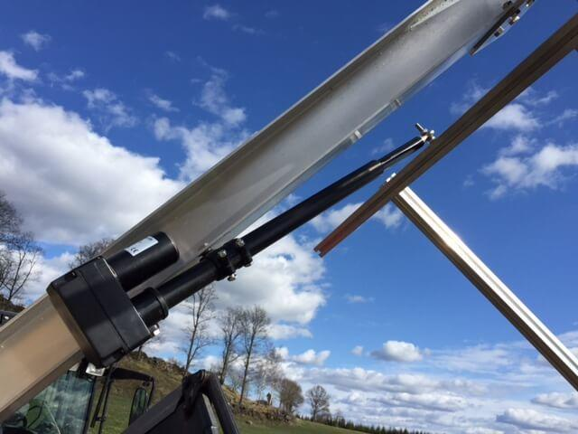 SLA200 - Solar Tracking Actuator