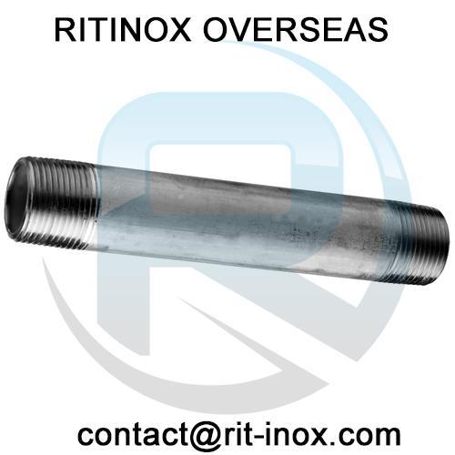 Stainless Steel 446 Pipe Nipple -