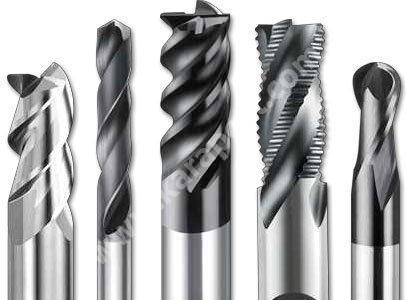 Carbide cutting tools  -