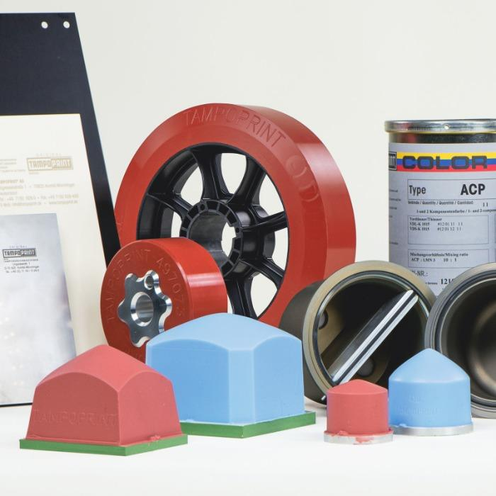 Accessories - Accessories  for pad printing