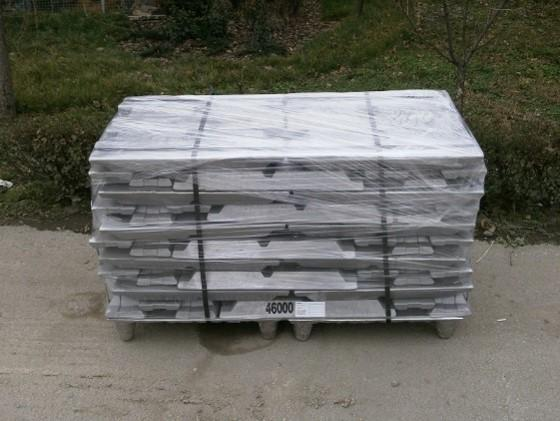 aluminium pallete - aluminiuma alloy