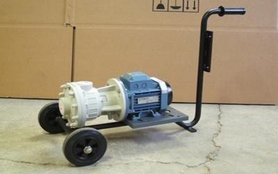 pompe centrifughe orizzontali - Pompe orizzontali per qualsiasi esigenza
