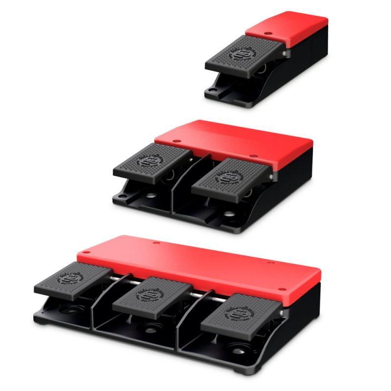 Interrupteur à pédale de commande - F series - Interrupteur à pédale de commande - F series