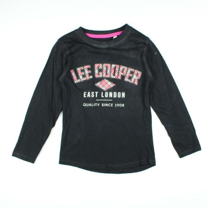 Producent Koszulka z długimi rękawami Lee Cooper  - Koszulka z długimi rękawami