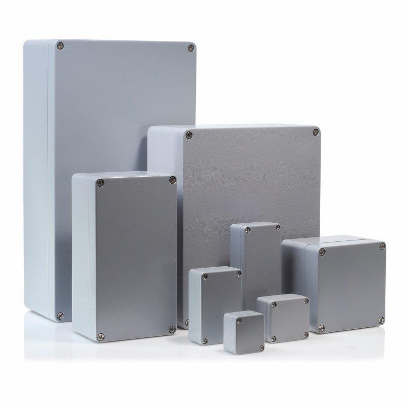 Aluminum enclosure - CA series - Aluminum enclosure - CA series