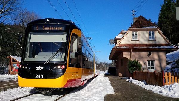 Elektrische Systeme für Schienenfahrzeuge