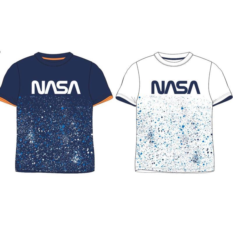 Fournisseur de T-shirt manches courtes Nasa du 6 au 14 ans - T-shirt et Polo manches courtes