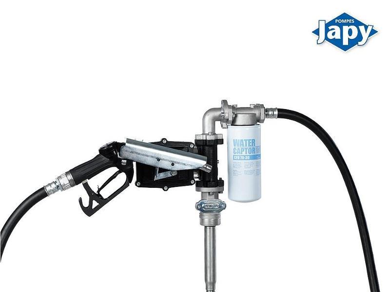 Pompes électriques ATEX - F-EEX-C1-EQA - null